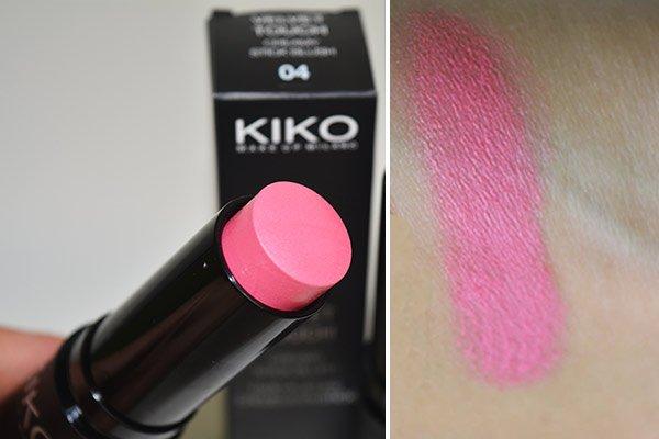 kiko 04 Hot Pink stick allık
