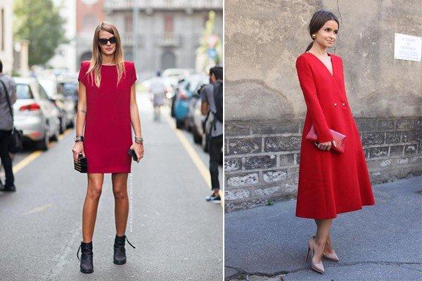 4e05a672a5756 Kırmızı Elbise Nasıl Kombinlenir?
