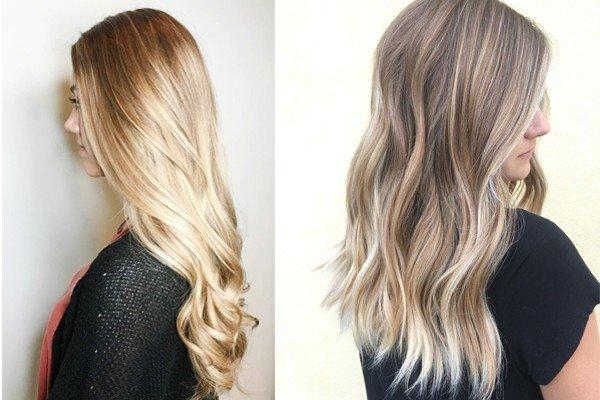 2018 Yılı Saç Rengi Trendi Sombre