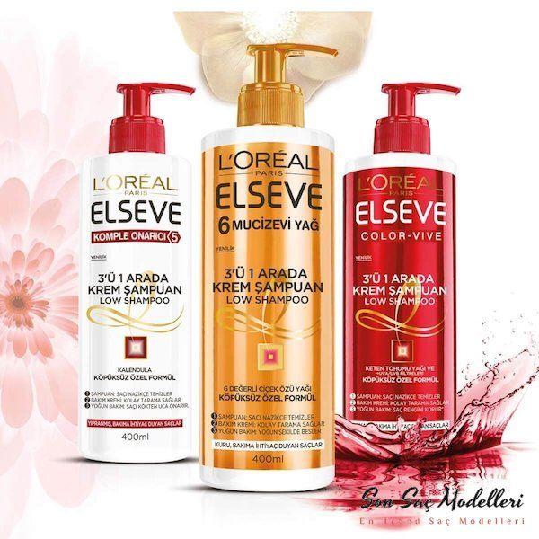 Loreal Paris Elseve Köpüksüz Şampuan