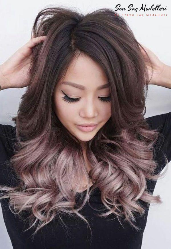 bronz ombre saç renkleri 109