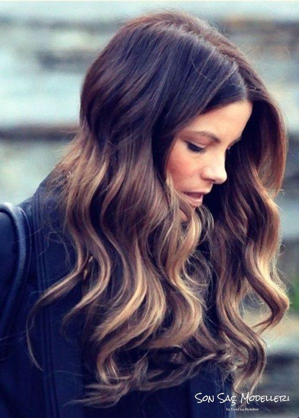 bronz ombre saç renkleri 111