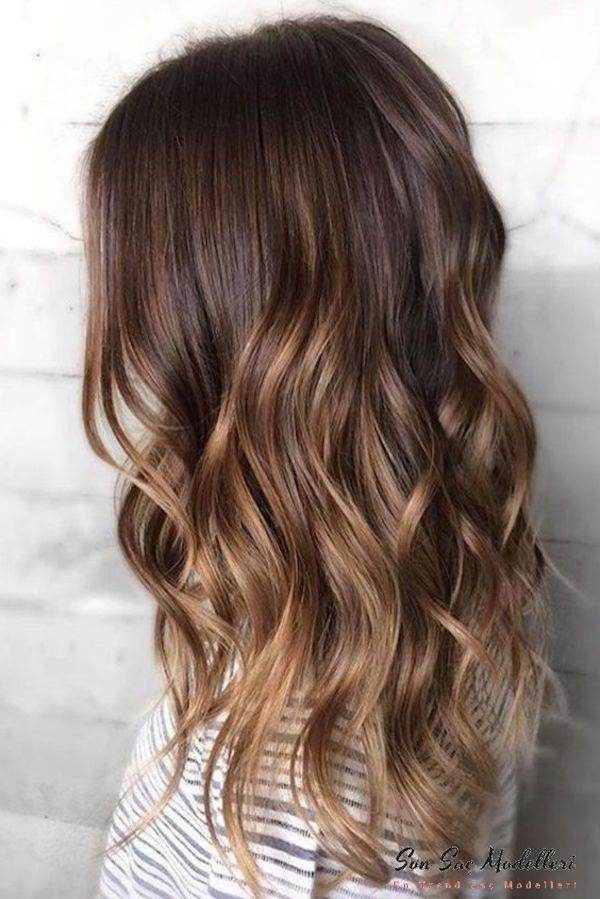bronz ombre saç renkleri 113