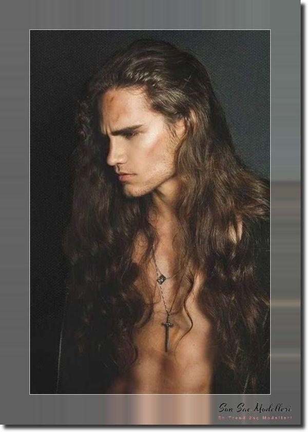 Dalgalı Erkek Saç Modelleri 117