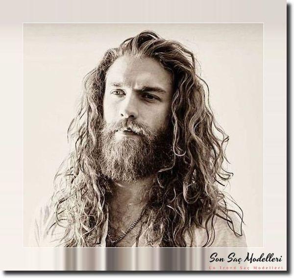 Dalgalı Erkek Saç Modelleri 119