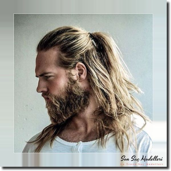 Dalgalı Erkek Saç Modelleri 122