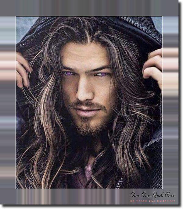 Dalgalı Erkek Saç Modelleri 124