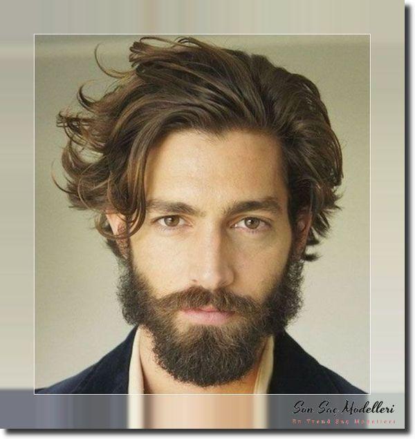 Dalgalı Erkek Saç Modelleri 126