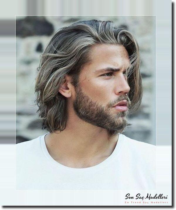Dalgalı Erkek Saç Modelleri 128