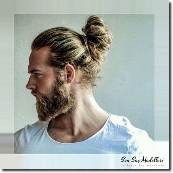 Dalgalı Erkek Saç Modelleri 129