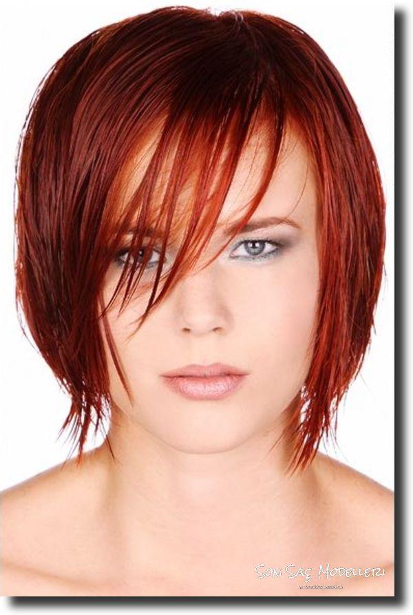 En Popüler Kısa Saç Modelleri 2018 11