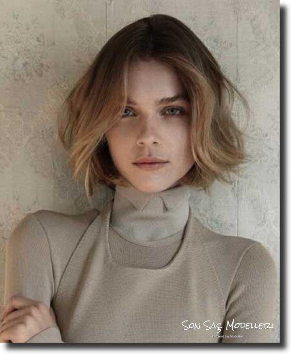 En Popüler Kısa Saç Modelleri 2018 12