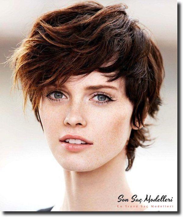 En Popüler Kısa Saç Modelleri 2018