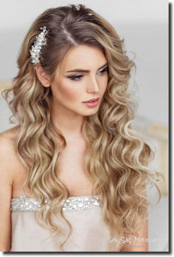 En Popüler Gelin Saç Modelleri (11)