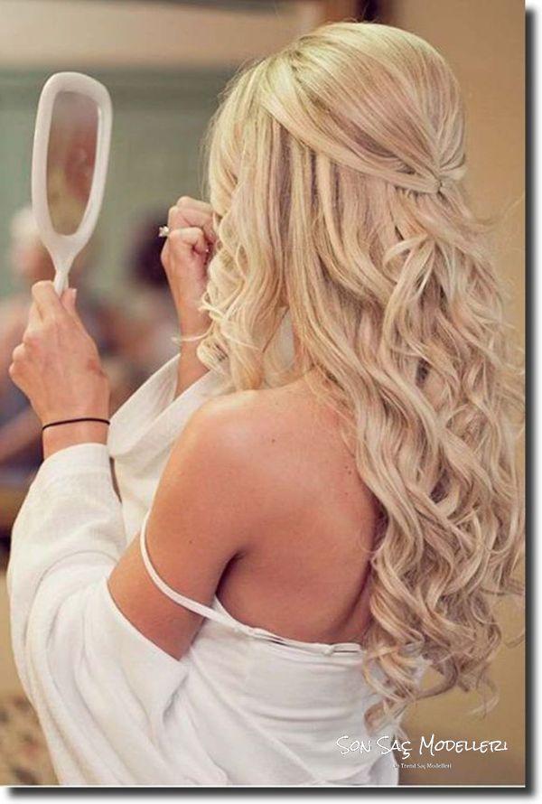 En Popüler Gelin Saç Modelleri (13)
