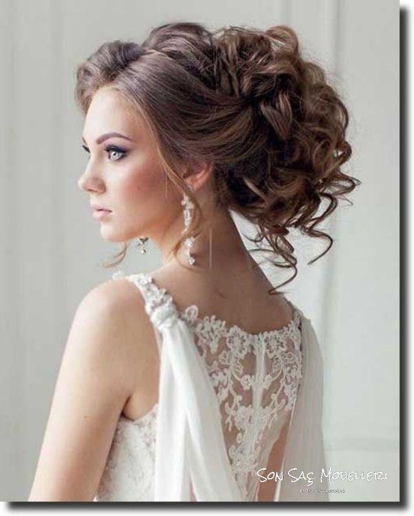 En Popüler Gelin Saç Modelleri (18)