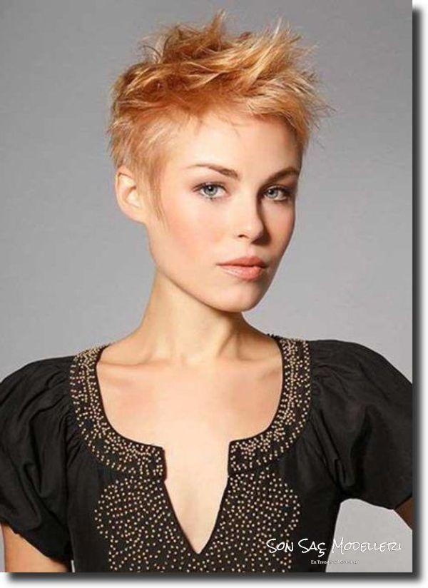 Kırpık Saç Modelleri (1)