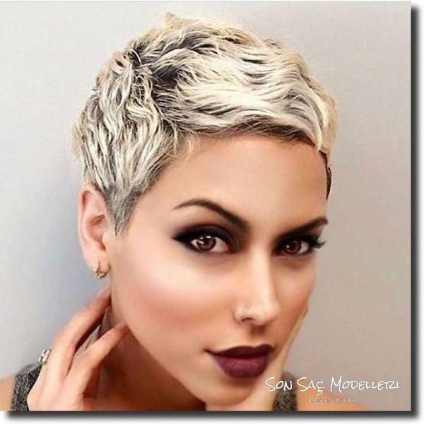 Kırpık Saç Modelleri (3)