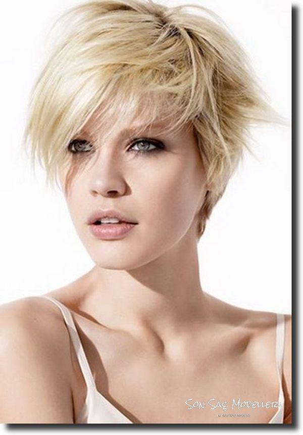 Kırpık Saç Modelleri (8)