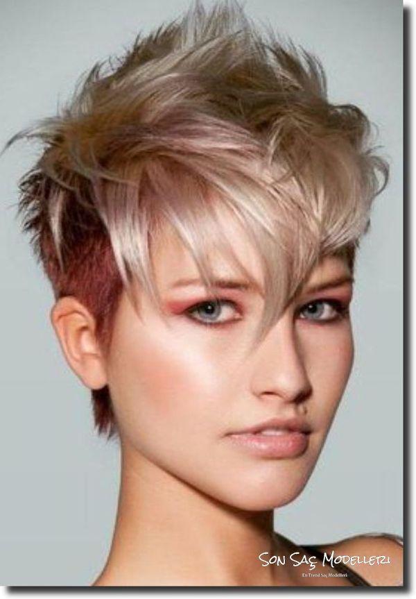Kırpık Saç Modelleri (9)