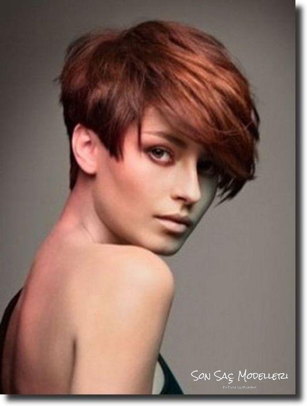 Kırpık Saç Modelleri