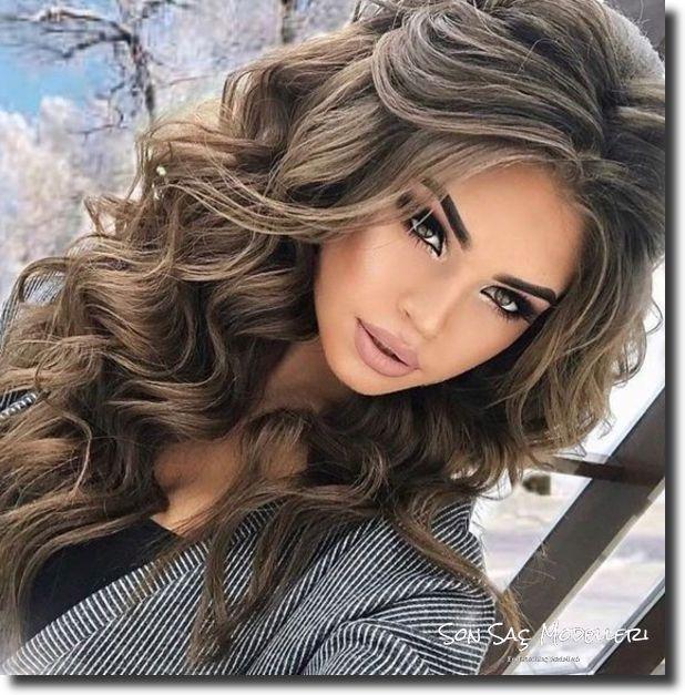 Stilinize Feminenlik Katacak Romantik Saç Modelleri (2)