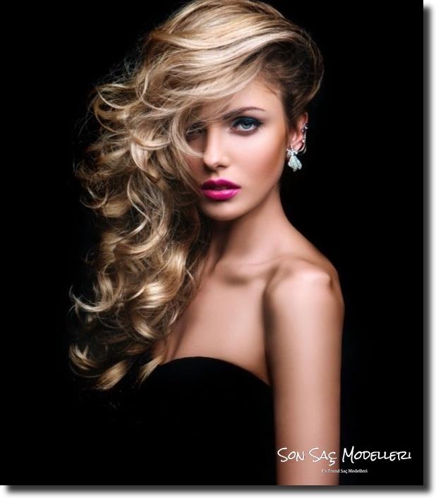 Stilinize Feminenlik Katacak Romantik Saç Modelleri (21)