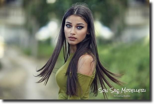Stilinize Feminenlik Katacak Romantik Saç Modelleri (22)