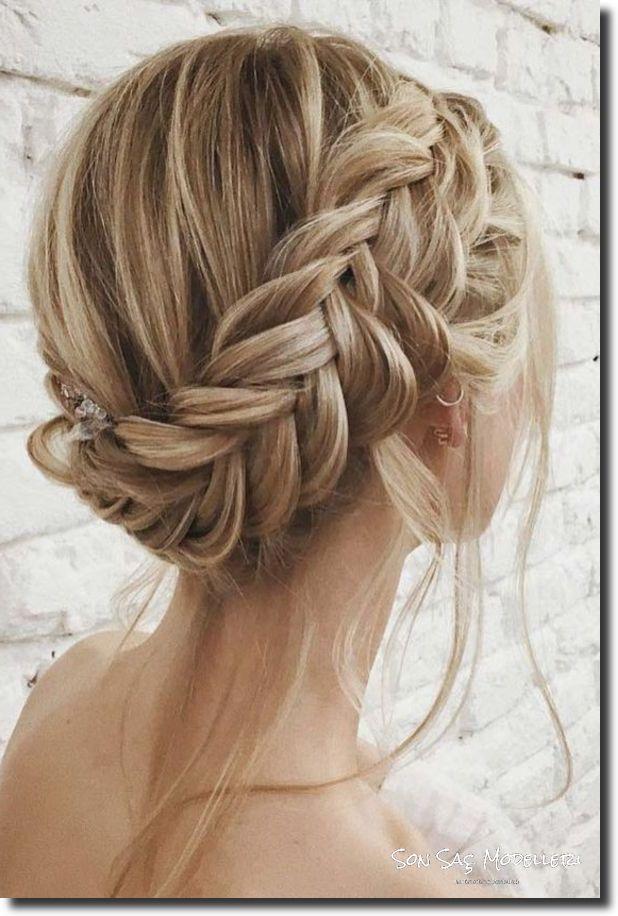 Stilinize Feminenlik Katacak Romantik Saç Modelleri (5)