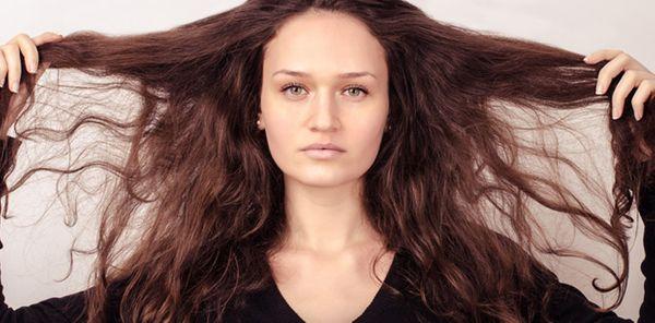 Elektriklenen saçlar